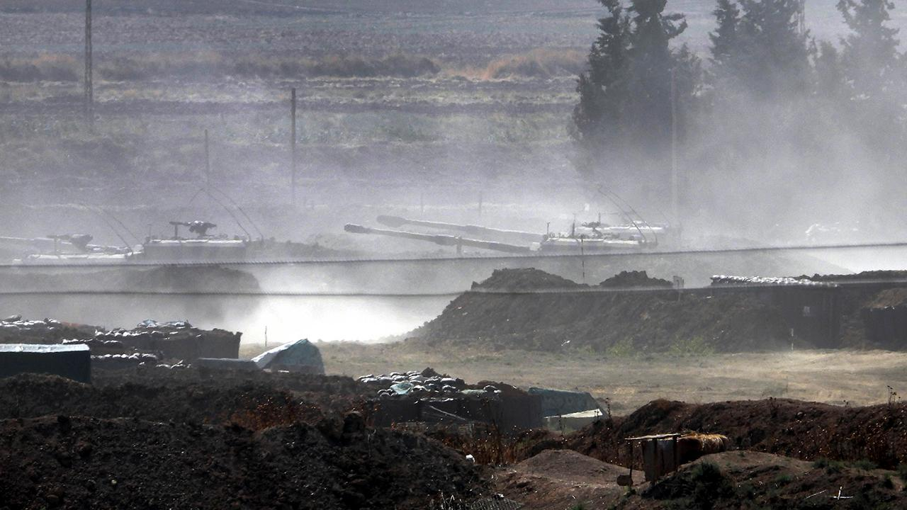 US military officials express concern as Turkey expands military operations against Kurds