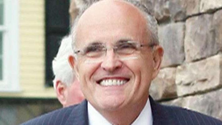 Rudy Giuliani says he has no reason to believe that his dealings with Parnas and Fruman are under scrutiny