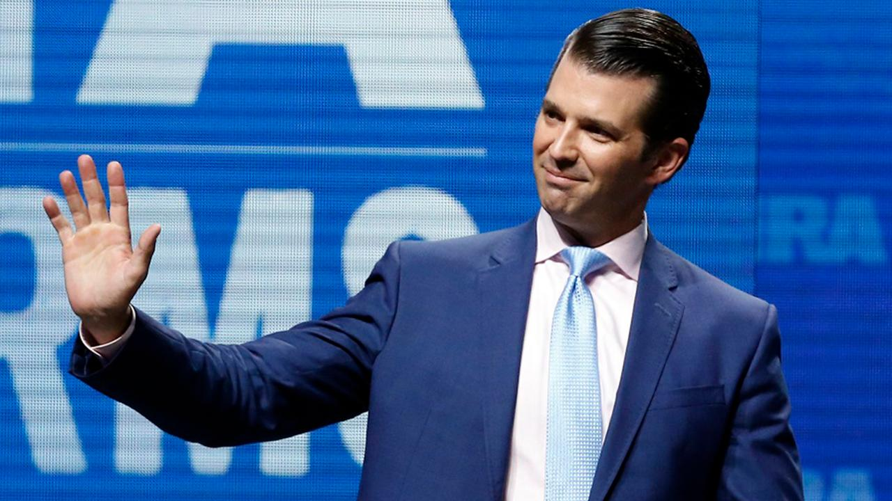 Donald Trump Jr. blasts media's treatment of Hunter Biden: There's a double standard