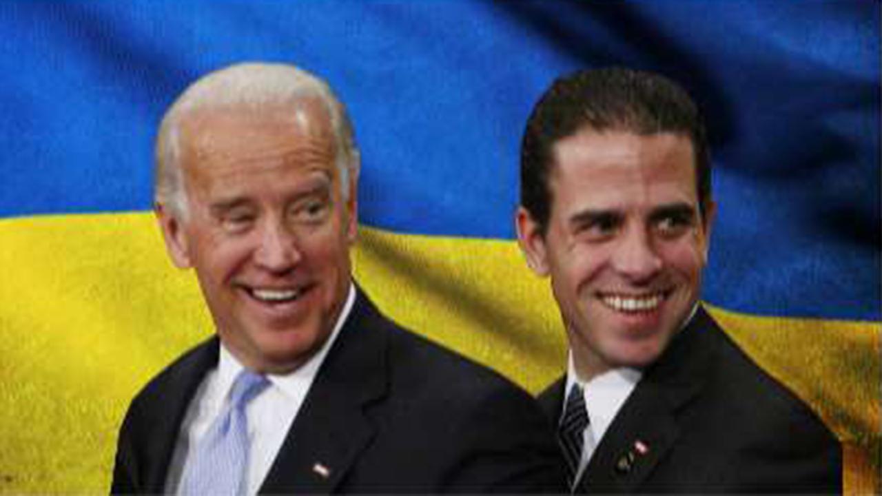 Swamp Watch: The Bidens and Ukraine