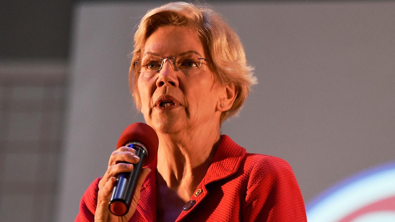 Elizabeth Warren dares Facebook with intentionally false ad