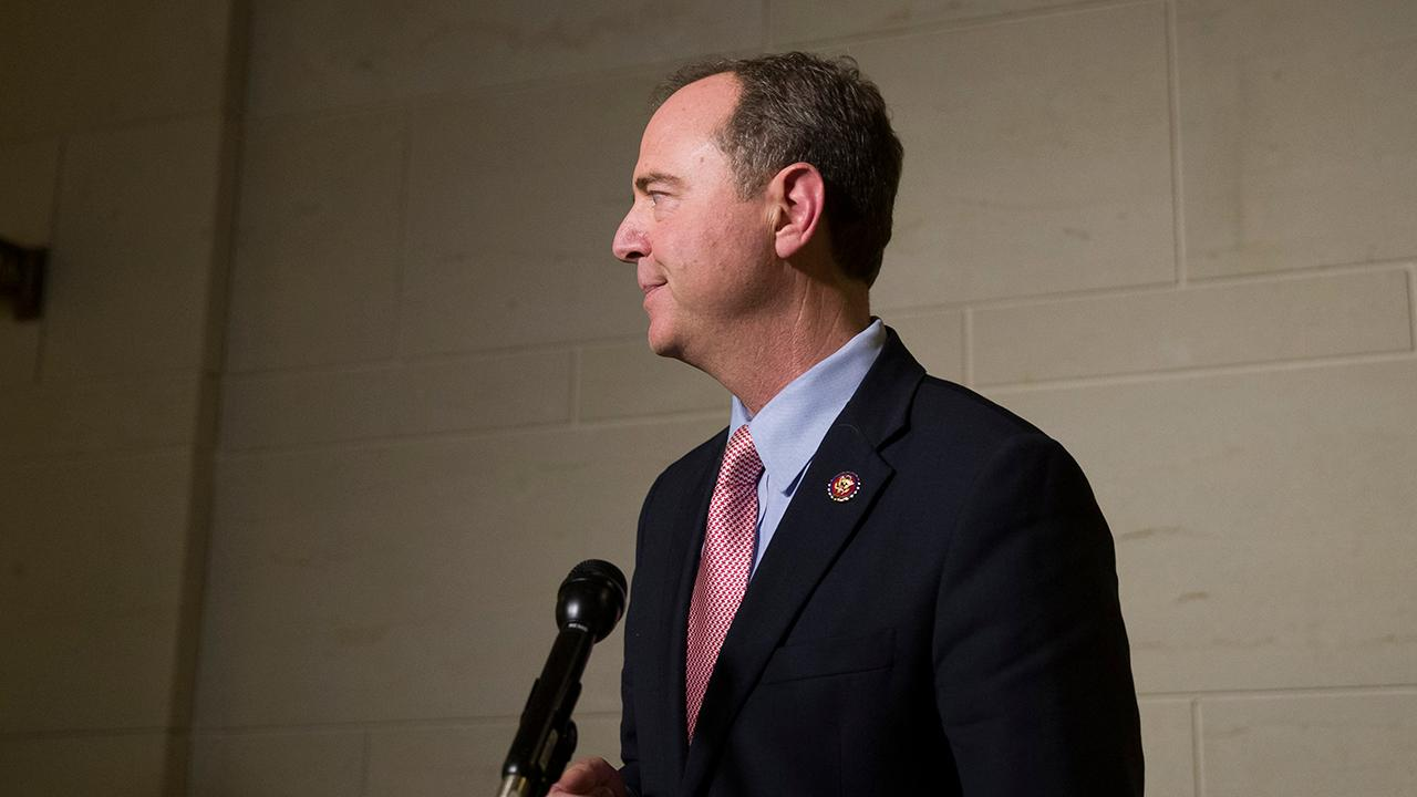 Schiff says whistleblower testimony may not be necessary in impeachment inquiry