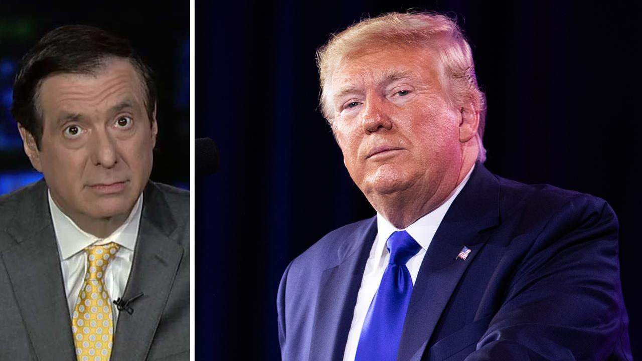 Westlake Legal Group 694940094001_6094767346001_6094763065001-vs Beyond the pale: Revolting video shows 'Trump' murdering his critics Howard Kurtz fox-news/columns/media-buzz fox news fnc/media fnc ffb52637-9914-5c66-bfb0-12829c5f0e77 article
