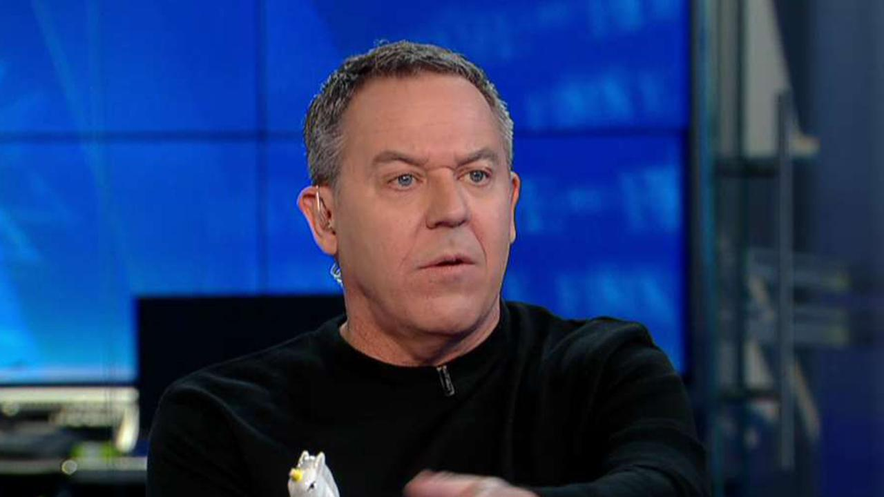 Gutfeld on Adam Schiff's contact with whistleblower
