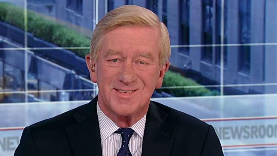 GOP Trump challenger Bill Weld supports Democrats' impeachment inquiry