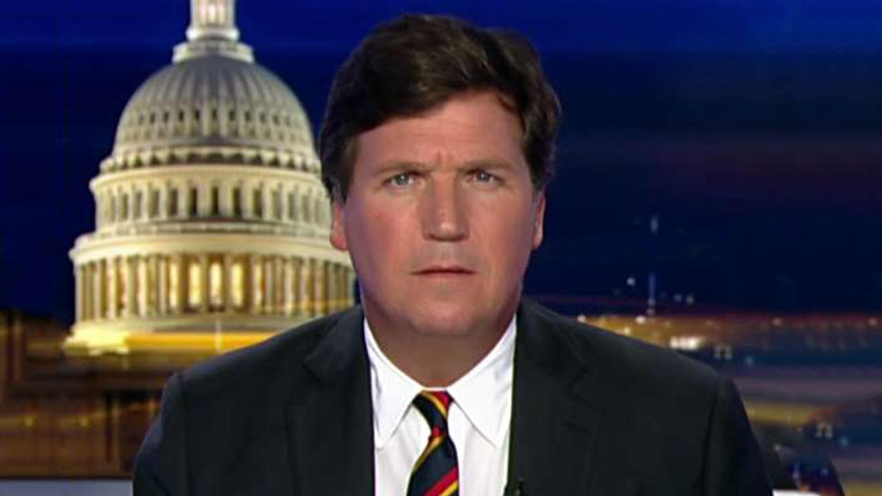Tucker Carlson: America is in the race of its life against China because of people like LeBron James