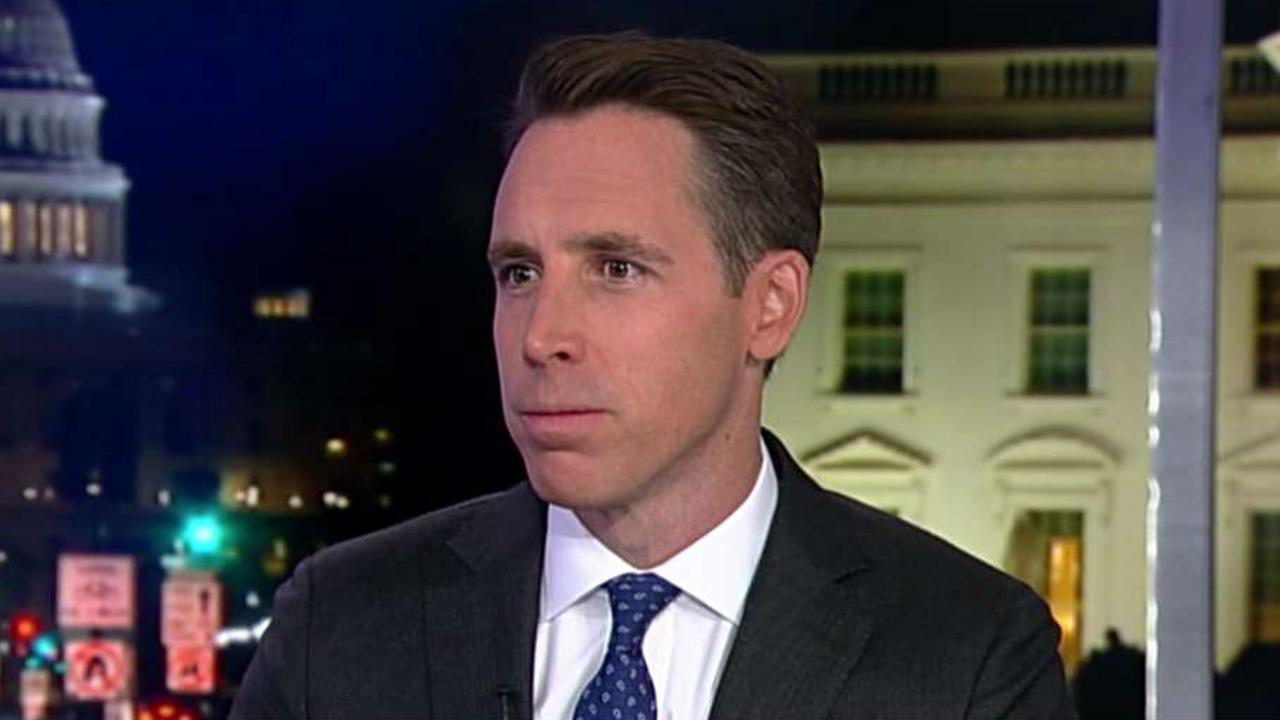Sen. Hawley on China: We must take a stand