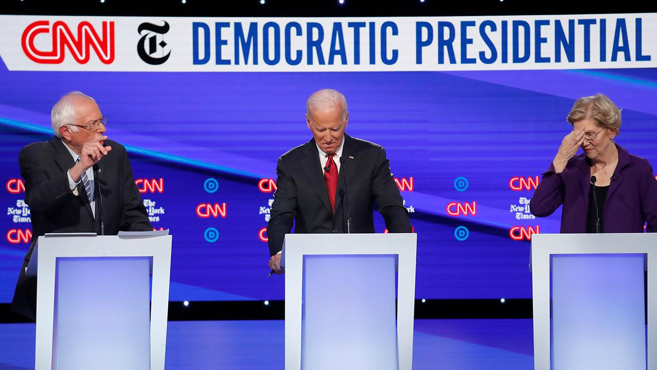 Democratic strategist Chuck Rocha breaks down the winners and losers of the Democratic debate.