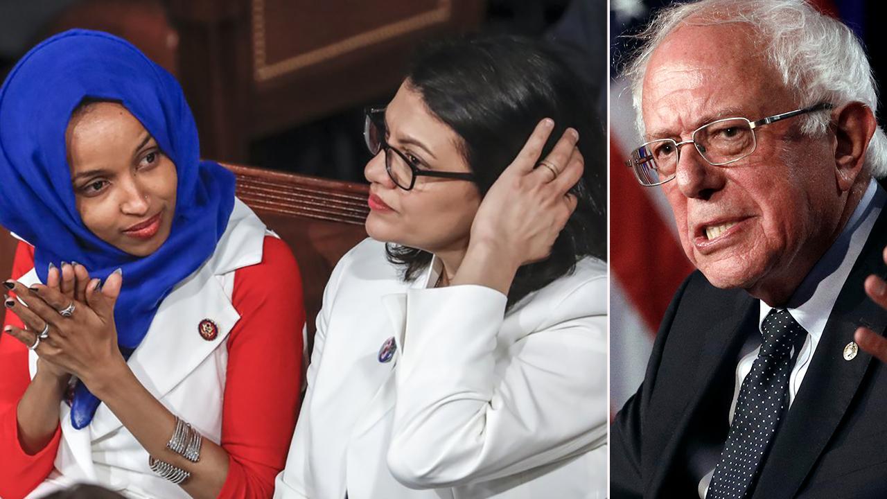 Ocasio-Cortez, Omar, Tlaib to endorse Bernie Sanders