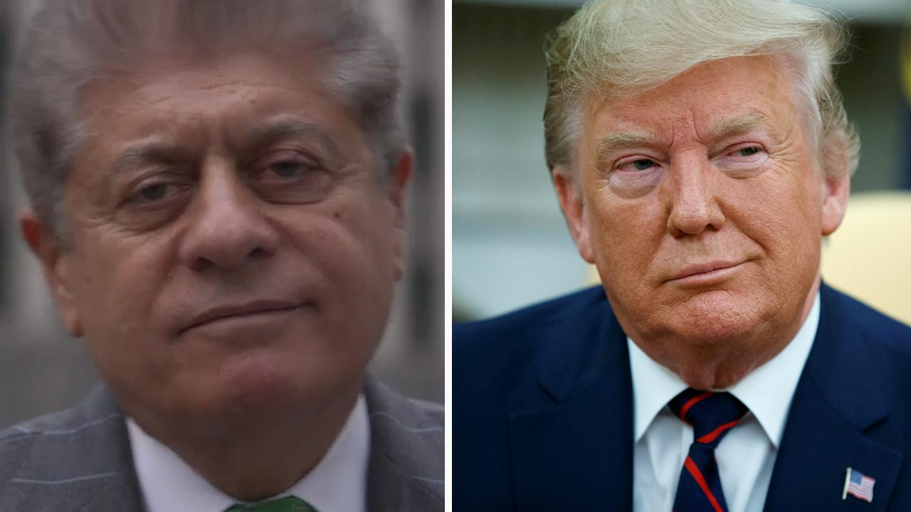 Judge Andrew Napolitano: Trump says impeachment inquiry is unfair. Is he right?