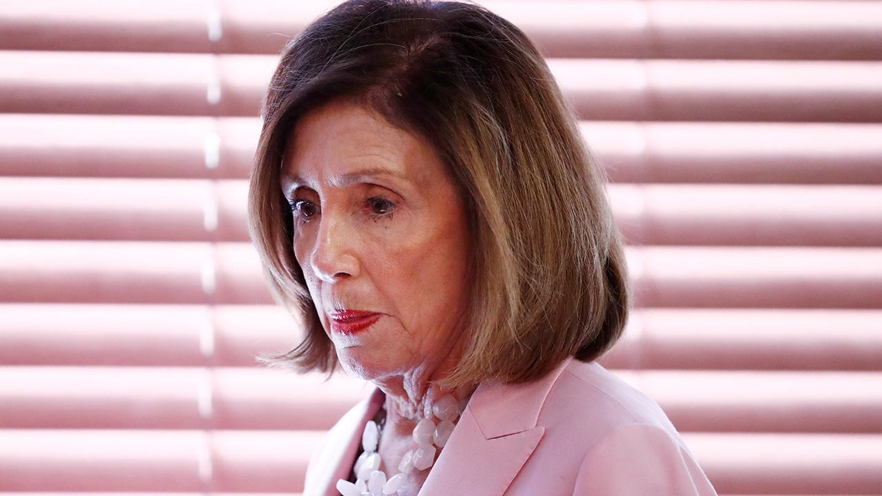 Westlake Legal Group 694940094001_6095420824001_6095421727001-vs Pelosi uses image in Trump tweet as Twitter cover photo Gregg Re fox-news/world/conflicts/syria fox-news/politics/trump-impeachment-inquiry fox-news/politics/executive/white-house fox-news/person/nancy-pelosi fox news fnc/politics fnc fc5ffd8a-33aa-5ecd-8a9e-6eb26b3ed094 Edmund DeMarche article