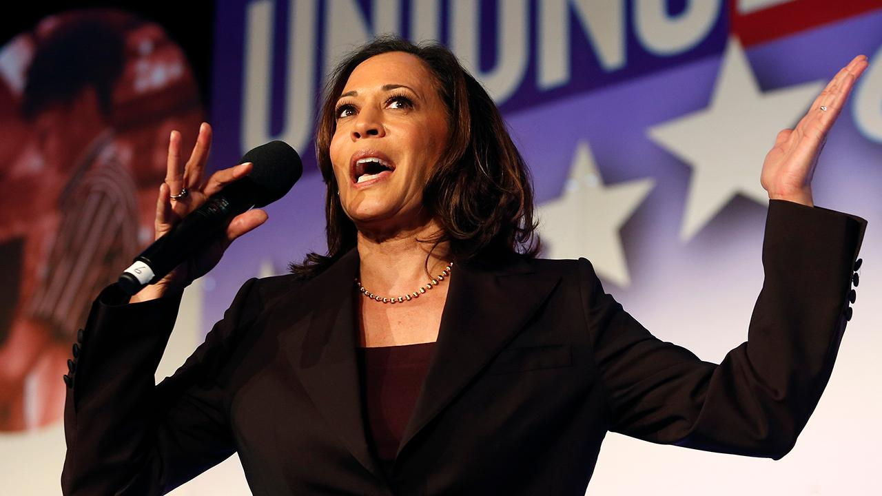 Kamala Harris on Trump: Dude gotta go