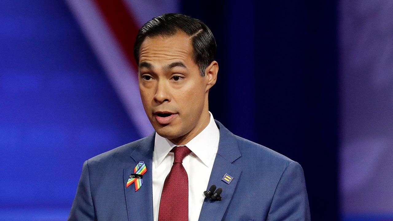 Julian Castro warns his campaign will be 'silenced for good' if he doesn't reach fundraising goal