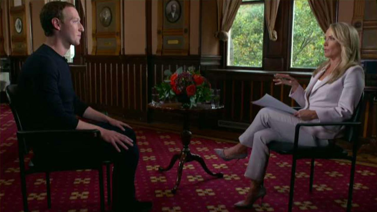 Dana Perino previews her exclusive interview with Mark Zuckerberg