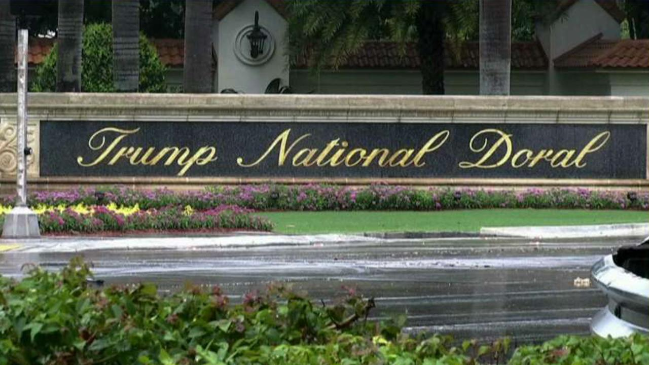 White House announces Trump-owned resort will host G-7 summit