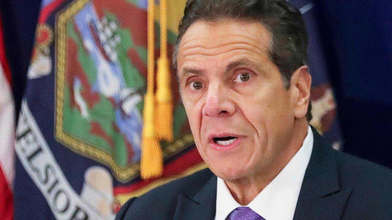 Westlake Legal Group 694940094001_6095814187001_6095814806001-vs Cuomo vetoes bill letting all judges officiate weddings – because some were Trump-appointed New York Post fox-news/politics/judiciary fox-news/person/donald-trump fox-news/person/andrew-cuomo fnc/politics fnc article 6affe624-0451-5b99-ae21-60870a7cf5c9