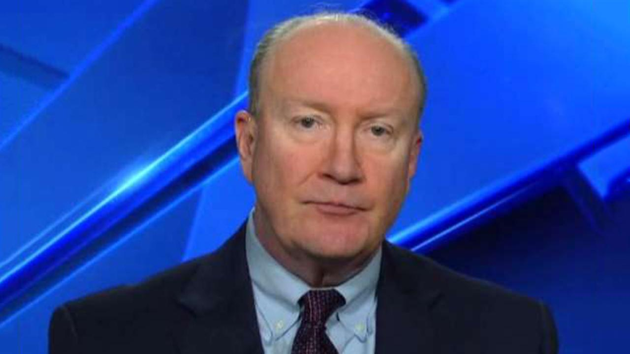 Westlake Legal Group 694940094001_6095983295001_6095983374001-vs Andrew McCarthy: The trivialization of impeachment is serious -- It has consequences that threaten liberty National Review fox-news/politics/trump-impeachment-inquiry fox-news/politics/house-of-representatives/democrats fox-news/politics fox-news/opinion fnc/opinion fnc d20f780c-e426-5db5-be89-18efebbd2609 article Andrew McCarthy