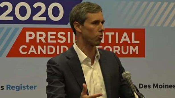 Beto O'Rourke confronted on illegal immigration, says it's a slap in the face to lock kids in cages
