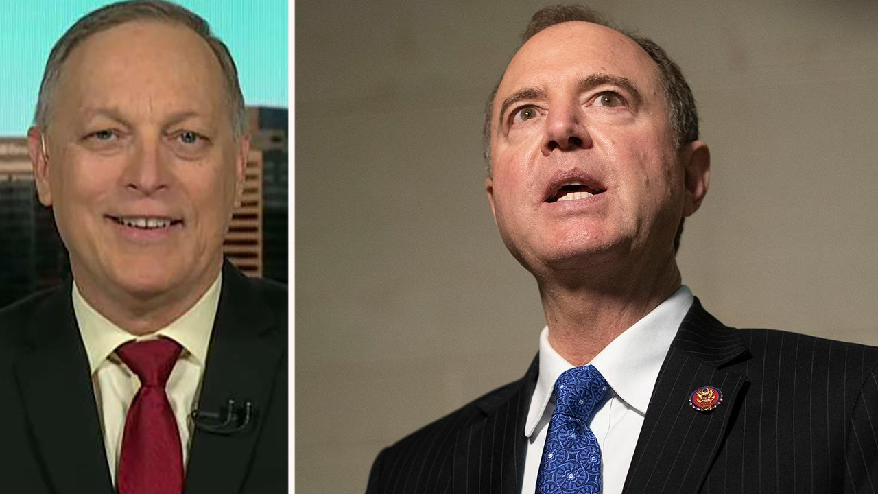 Rep. Biggs makes case to censure Schiff over handling of impeachment inquiry