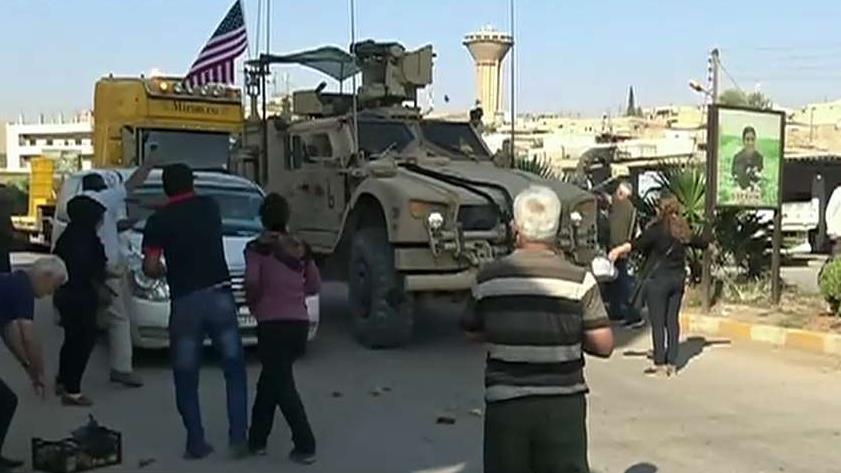 President Trump, Secretary Esper say US under no obligation to protect Syrian Kurds
