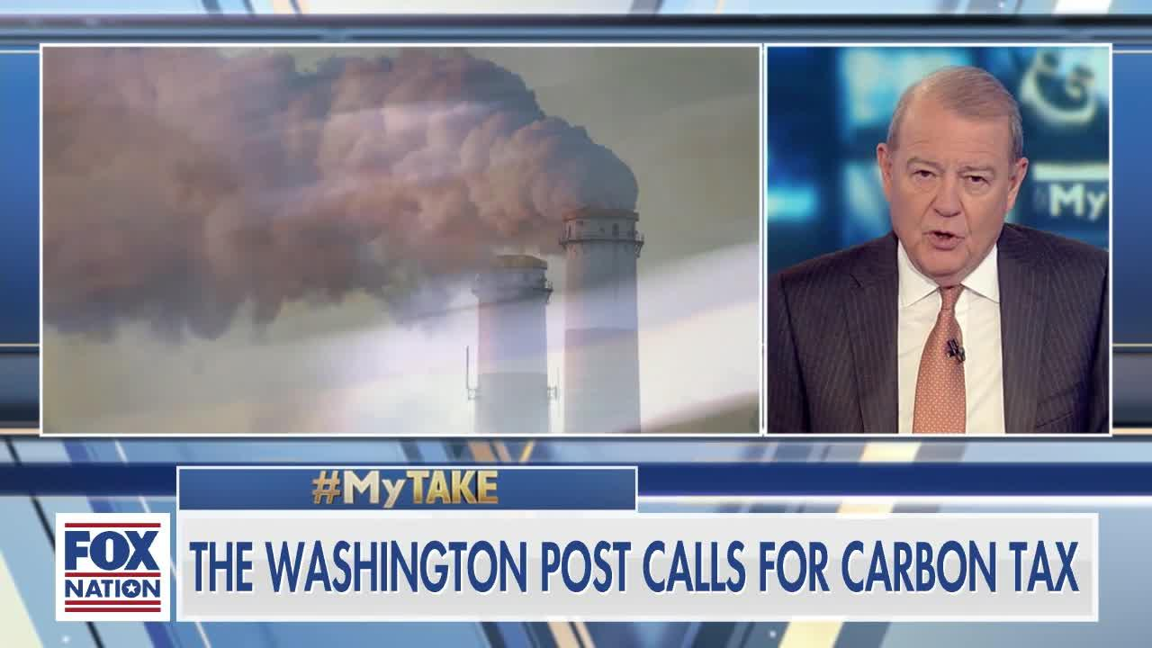 Stuart Varney: The climate debate 'may actually be a plus for' President Trump