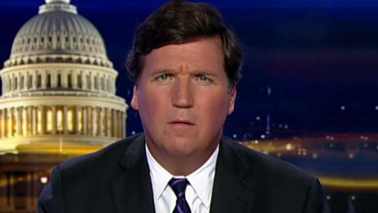 Tucker Carlson: Hillary Clinton's labeling Gabbard a traitor is about power, pure and simple