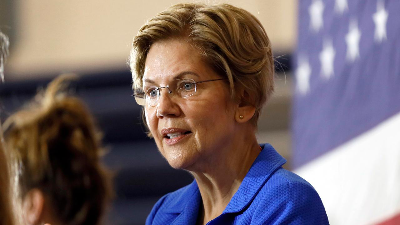 Warren teases plan to fund pricey Medicare for All