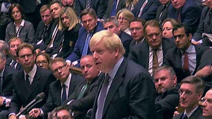 Boris Johnson launches final push for Brexit deal