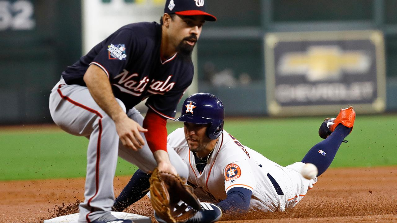 Astros-Nationals matchup is classic throwback World Series, John Smoltz says