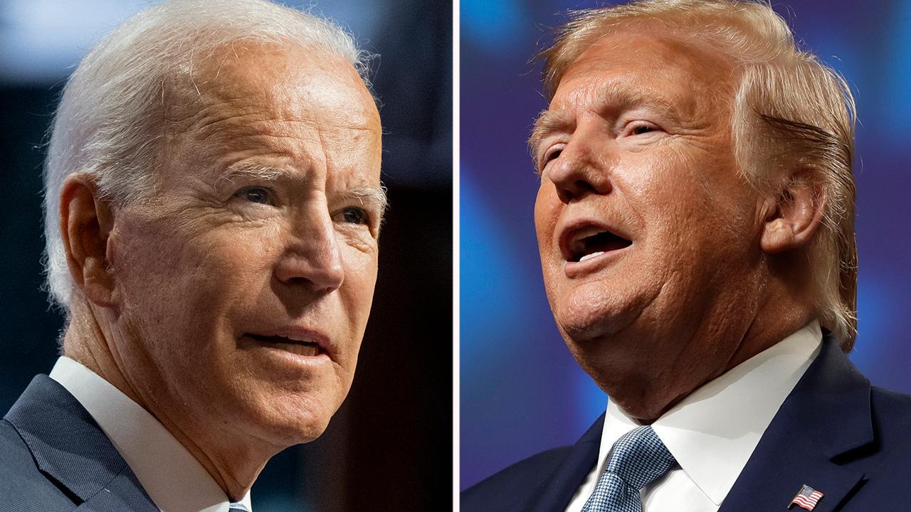 Biden won't give Trump any credit for al-Baghdadi raid