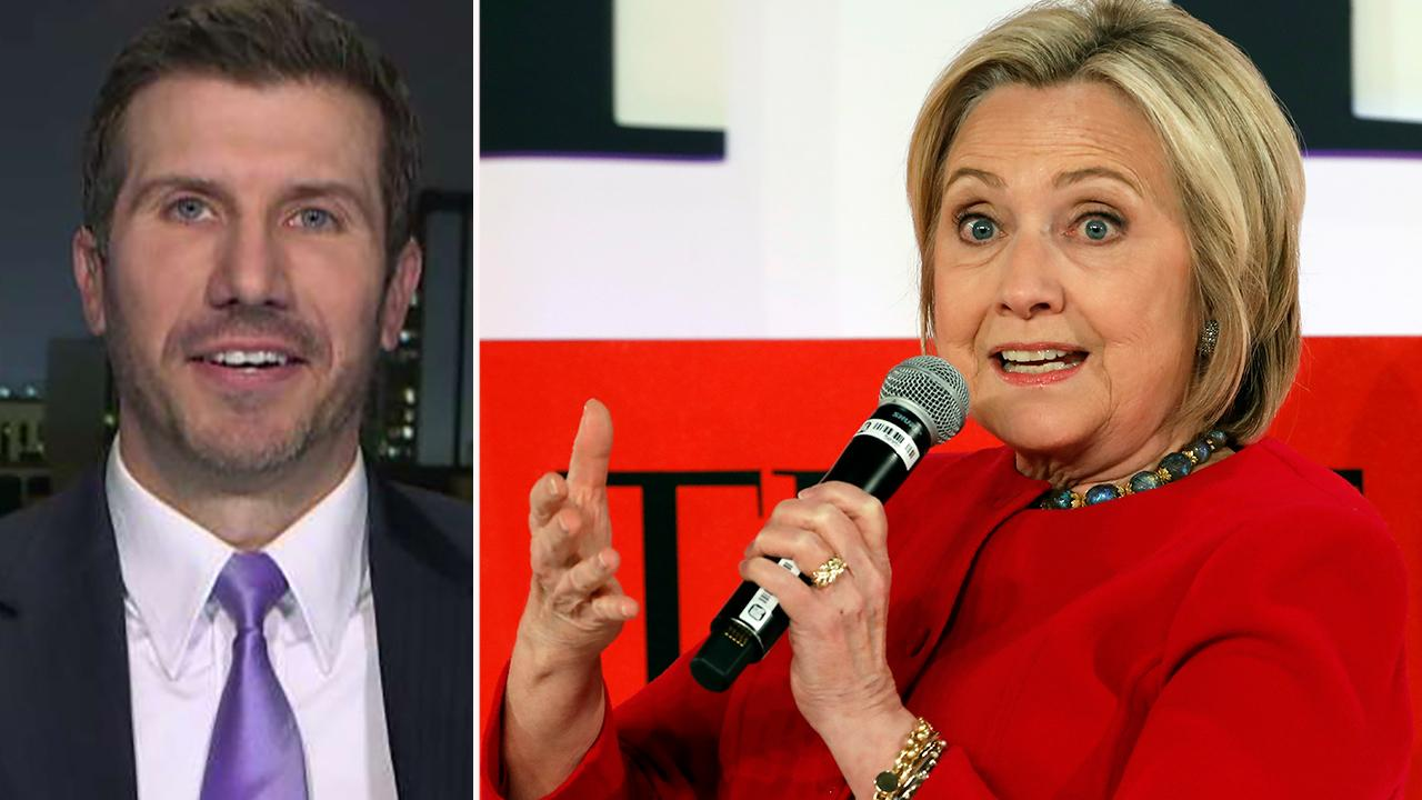 Former Clinton adviser doesn't close door on Hillary jumping into 2020 race