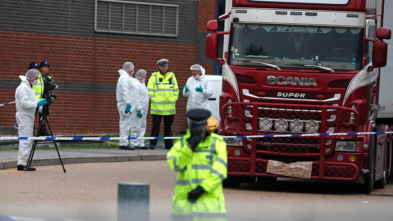 Westlake Legal Group 694940094001_6097327119001_6097328269001-vs Chinese paper says Britain should have done more to prevent deaths inside truck: report fox-news/world/world-regions/united-kingdom fox-news/world/world-regions/china fox news fnc/world fnc Edmund DeMarche article 16ce979f-907c-5d9b-bacb-b715fc257134