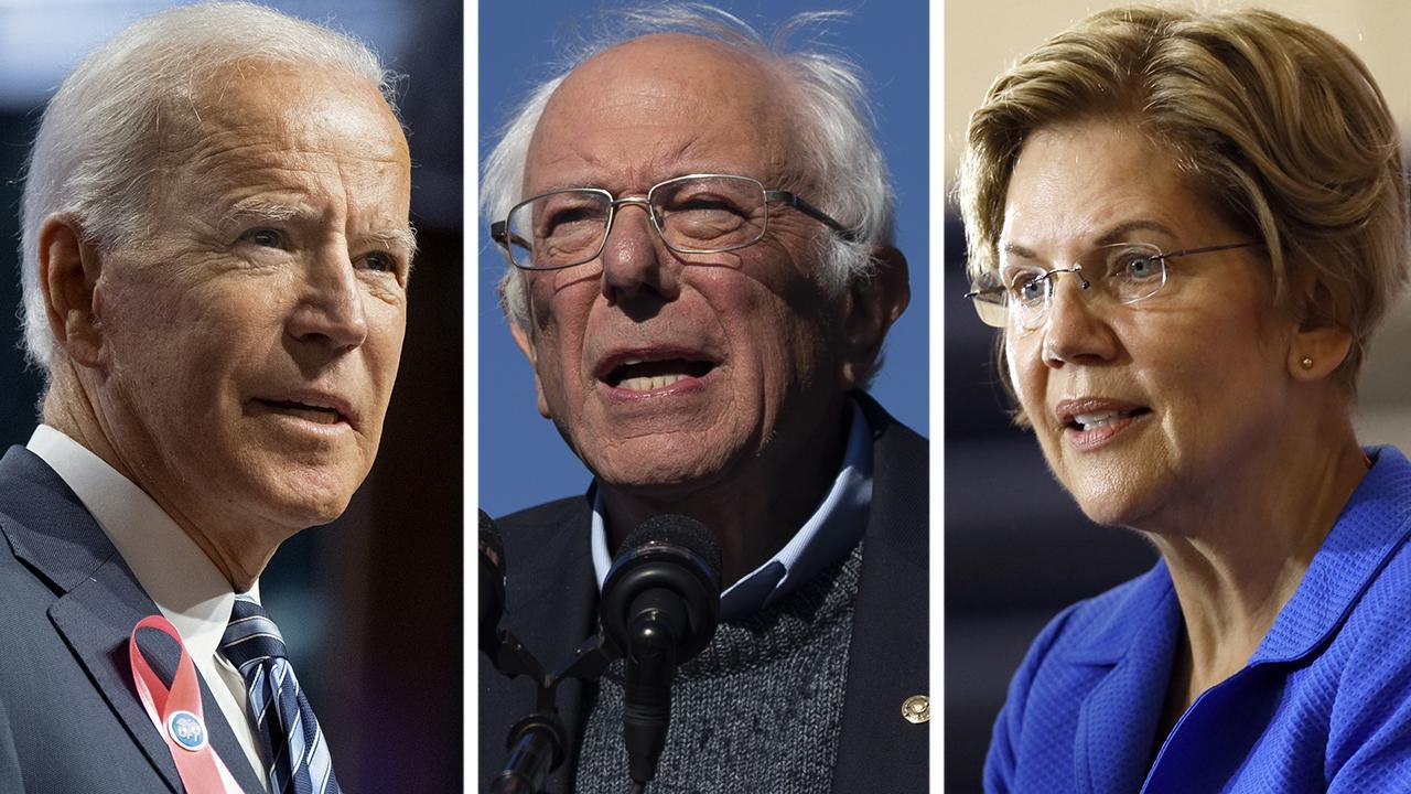 Westlake Legal Group 694940094001_6097437689001_6097431774001-vs Larry Elder: 10 questions for Democrats left on the cutting room floor Larry Elder fox-news/us/democratic-party fox-news/politics/elections fox-news/politics/2020-presidential-election fox-news/opinion fox-news/media fnc/opinion fnc Creators Syndicate article 81d0cb2a-a015-52ca-9e7f-ec75dff88a0b