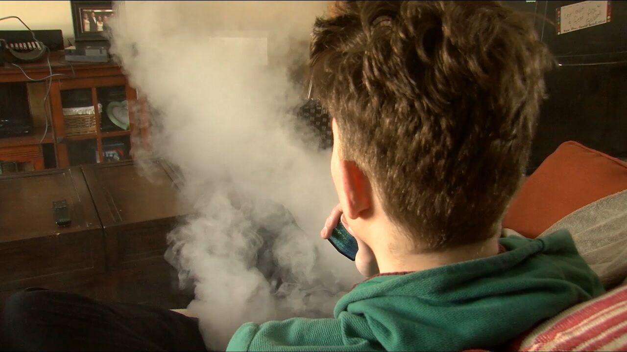Vape industry faces growing scrutiny for marketing tactics geared toward teens
