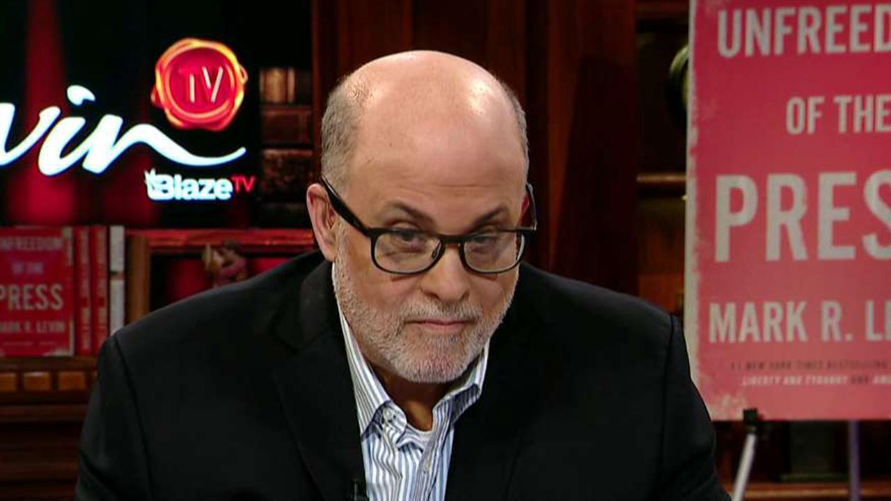 Mark Levin calls out Democrats' 'tyrannical' impeachment process