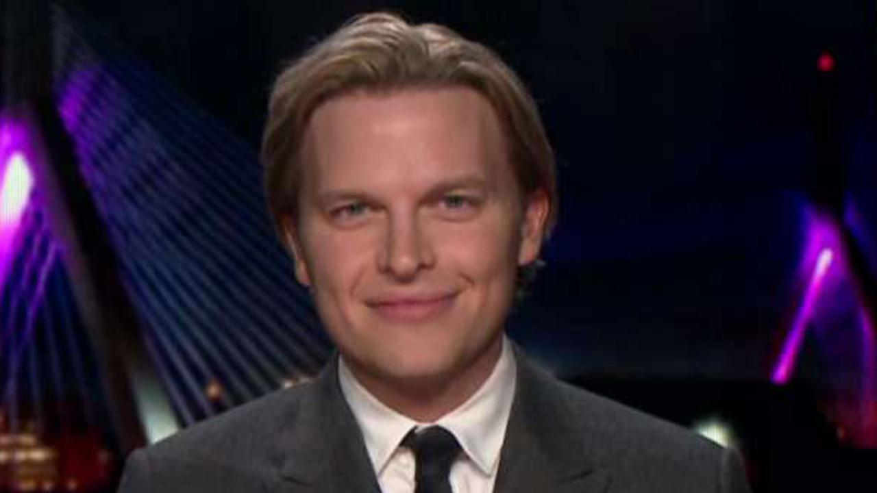 Westlake Legal Group 694940094001_6097551841001_6097550736001-vs Ronan Farrow says relationship with Hillary Clinton cooled when he looked into Weinstein fox-news/politics/the-clintons fox news fnc/politics fnc Edmund DeMarche article 421690f2-00e0-547c-ad55-d91c0cd181c6