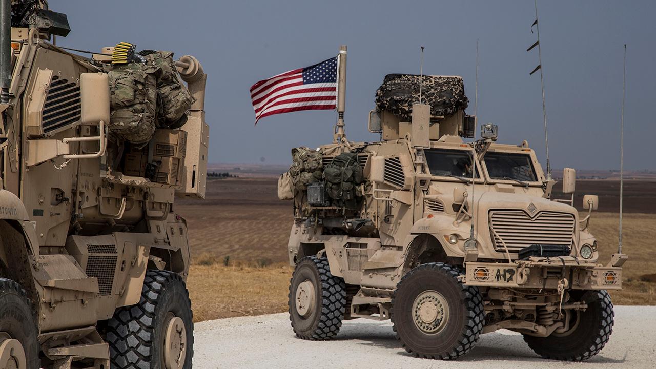Donald trump Daniel Davis: All US troops should leave Syria – we shouldn't get sucked into war thumbnail