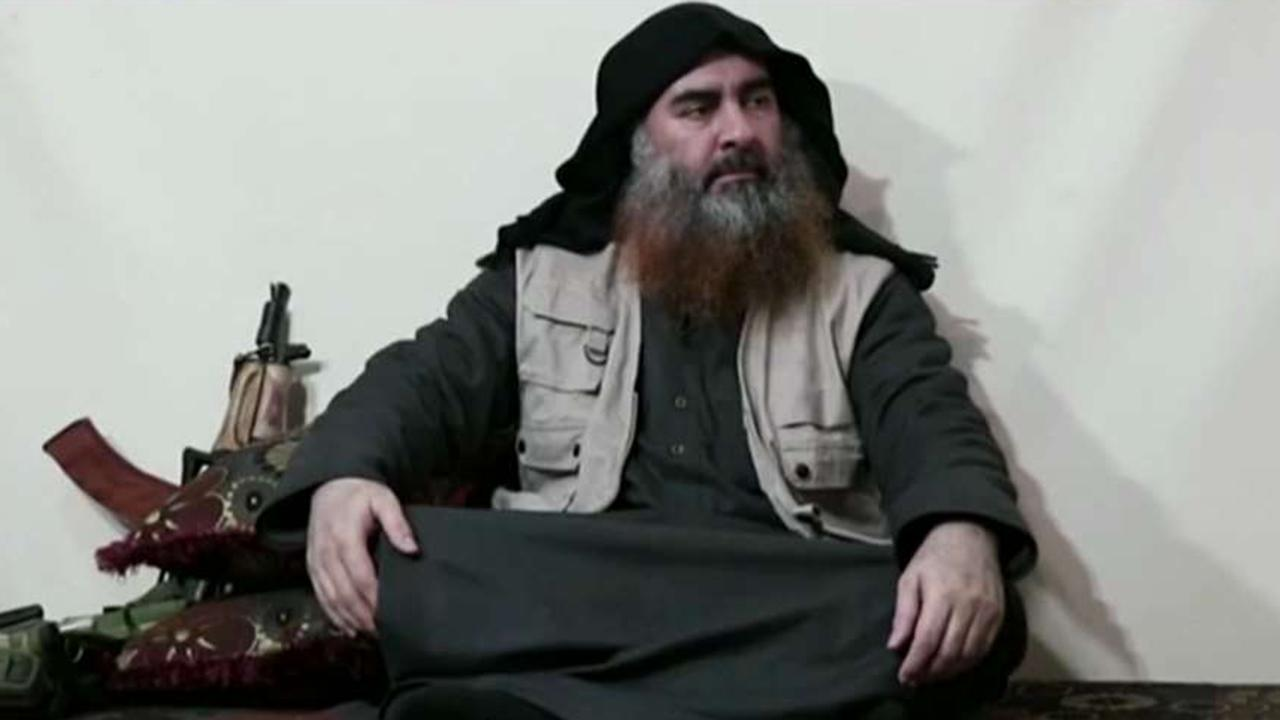 Eric Shawn: The lesson of Al-Baghdadi's death