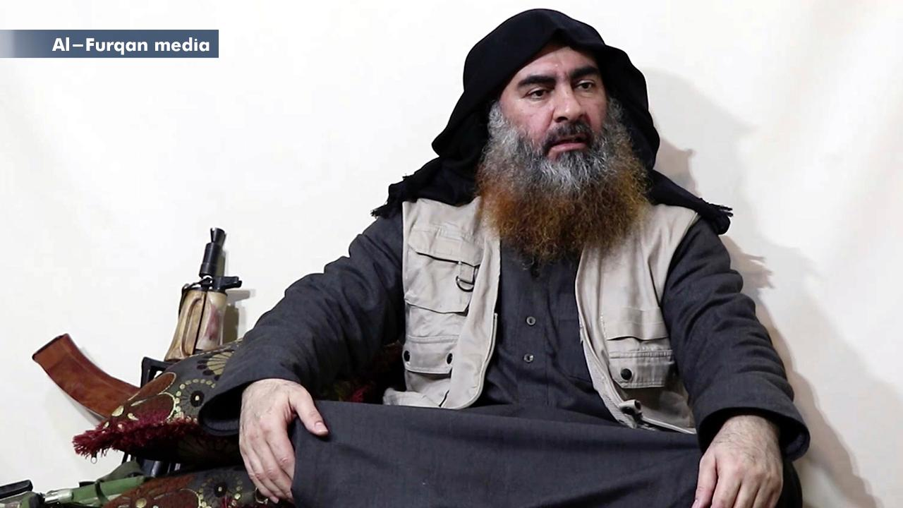 Source: al-Baghdadi's remains buried at sea