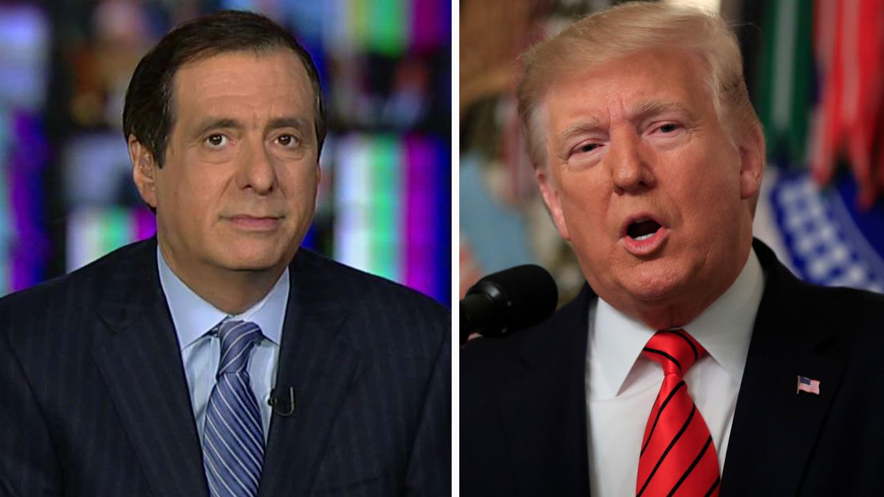Westlake Legal Group 694940094001_6098563339001_6098561102001-vs Trump draws muted praise, sharp criticism in al-Baghdadi death Howard Kurtz fox-news/columns/media-buzz fox news fnc/media fnc article 1c8f4283-b90c-5083-af0c-9aef0d4a0efd