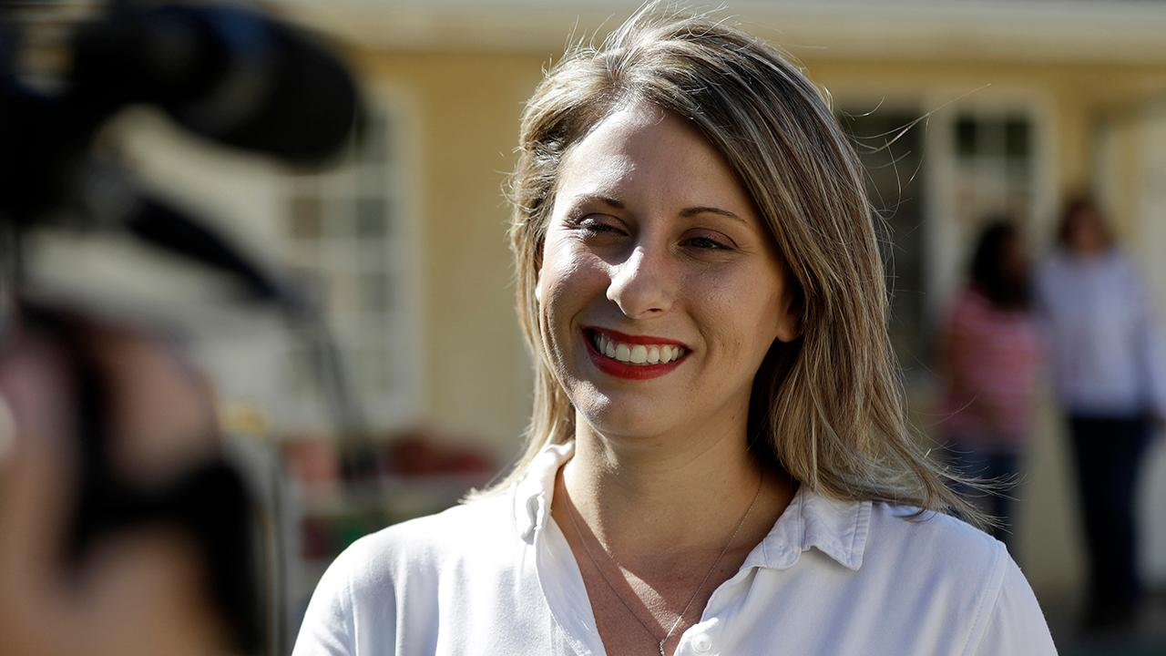 Rising Democratic star Katie Hill resigns, blames media and political opponents for leaked affair
