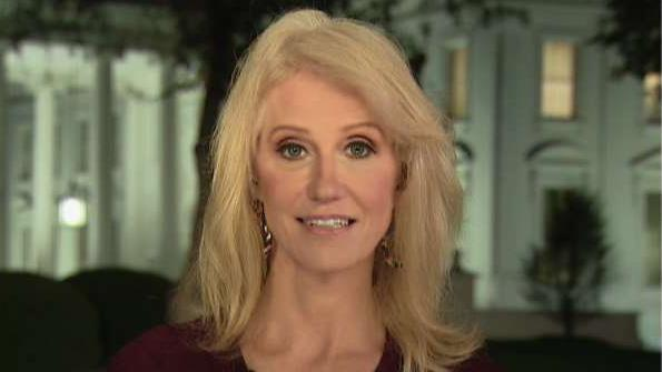 Kellyanne Conway: I'm sick and tired of media interference trying to undo 2016 election