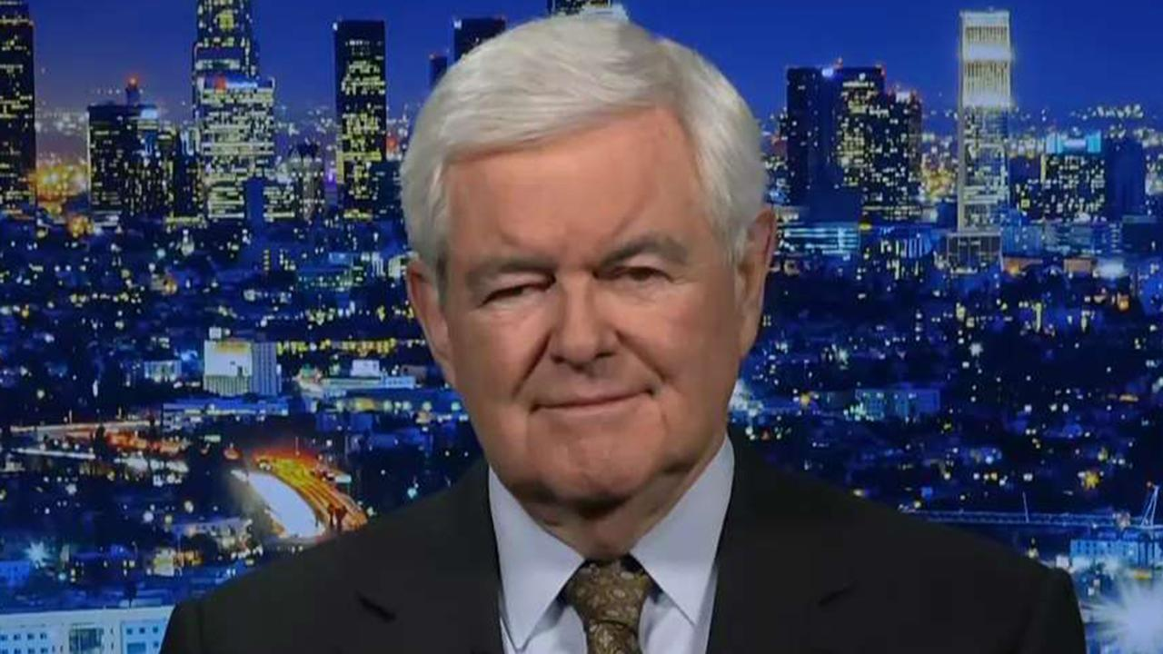 Gingrich: Hunter Biden will be put under oath sooner or later