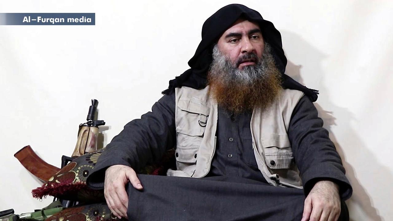 Sen. David Perdue: Selbst nach der ISIS-raid Dems nicht diese eine Sache, dass wir UNS sicher
