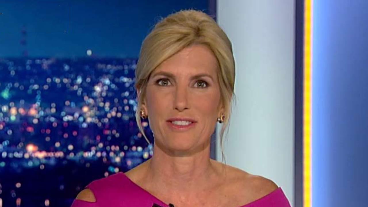 Westlake Legal Group 694940094001_6098936845001_6098938036001-vs Laura Ingraham calls on Senate Republicans to 'step up or get out,' says Democrats will go on a 'revenge tour' if they win 2020 elections Victor Garcia fox-news/shows/ingraham-angle fox-news/politics/trump-impeachment-inquiry fox-news/media/fox-news-flash fox-news/media fox news fnc/media fnc f1cce741-36b8-5e21-9d43-dd3d0d6bbb61 article