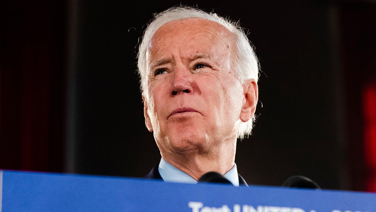 Joe Biden calls into question President Trump taking credit for the al-Baghdadi raid