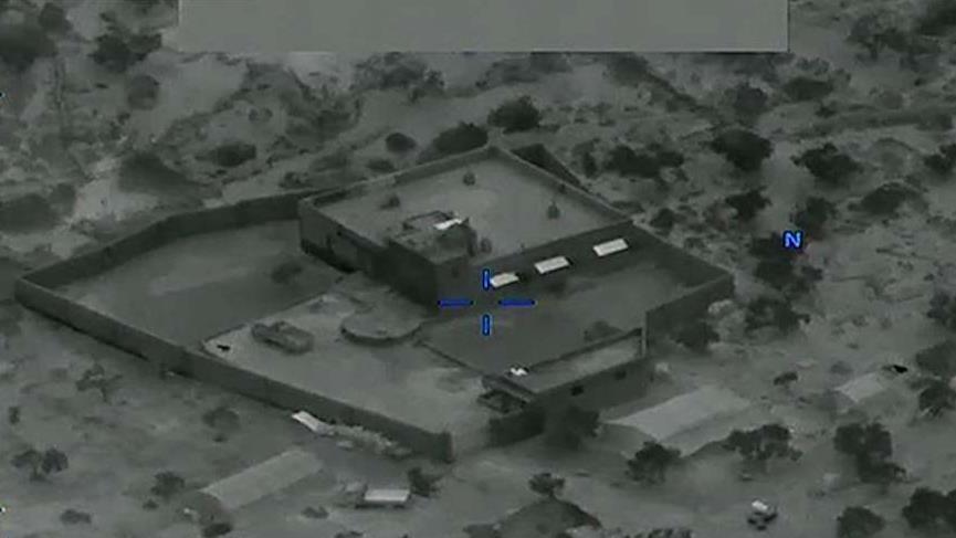 DOD footage provides first look at raid that took down ISIS leader al-Baghdadi