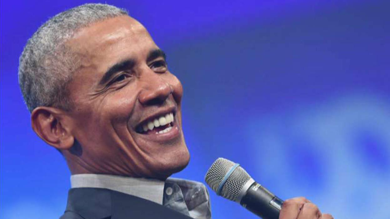 Obama criticizes 'woke' cancel culture
