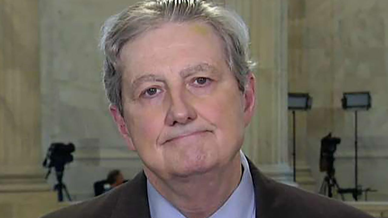 Sen. Kennedy: Whether you like Trump or not, we all believe in due process