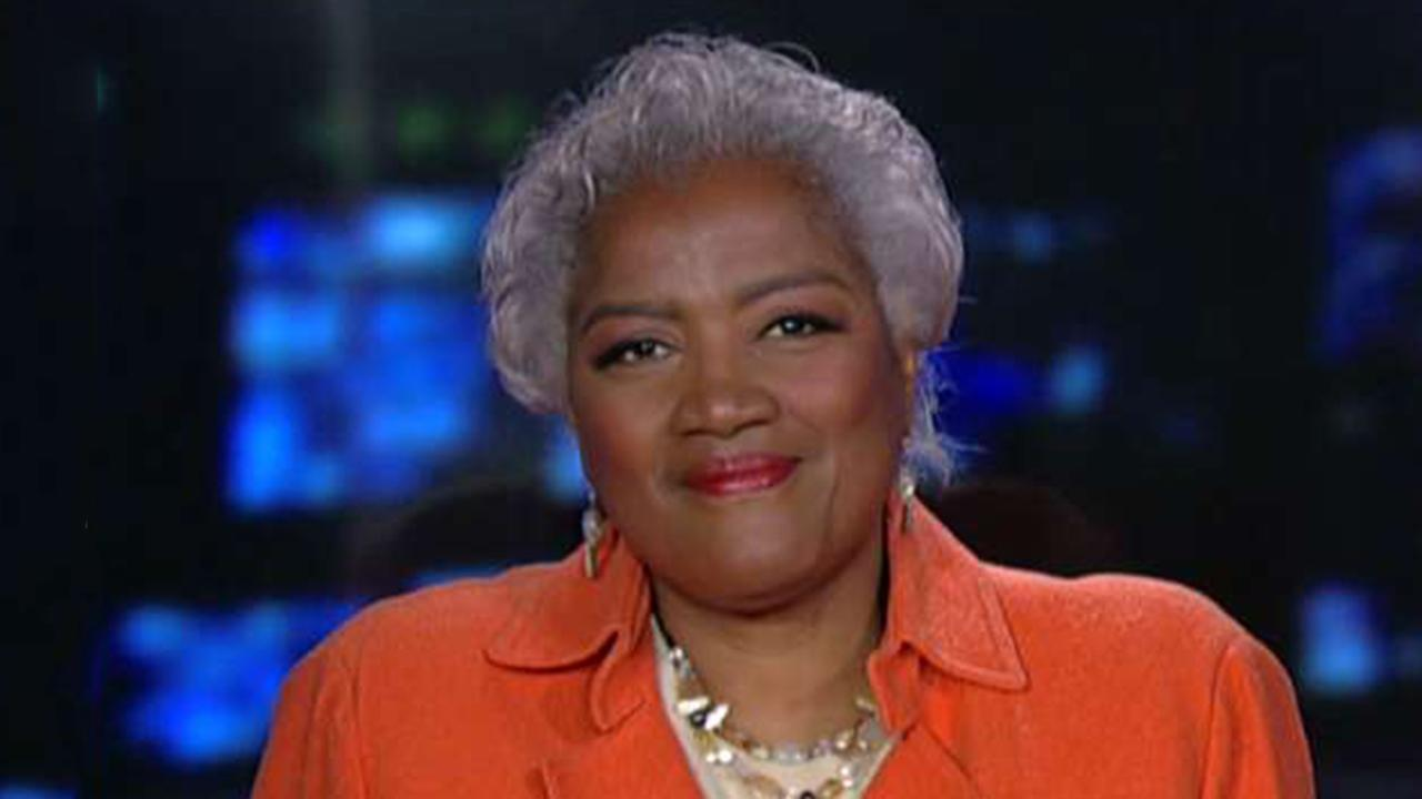 Donna Brazile pushes back on GOP claims that Democrats are putting impeachment over legislative agenda